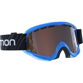 Salomon Junior Juke Access Goggles Blue